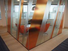 Office Branding on AIGA Member Gallery