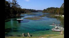 Blue Springs Recreational Area, Marianna, Florida   18 Stunning Florida Springs