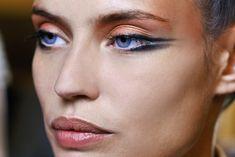 Maquillajes de noche inspirados en la alta costura: Giorgio Armani