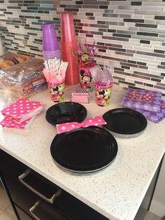 Minnie Mouse Bowtique Party