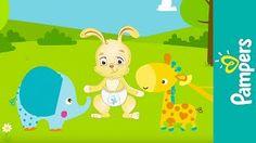 Pampers Baby-Dry Pants: Spiel- und Wickelspaß mit Paule
