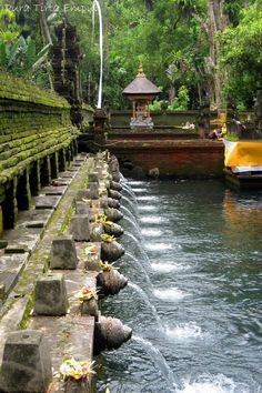 Tirta Empul Temple (Pura Tirta Empul), The Most Magical Temple in Bali! Very few touristis, very quiet, My Favorite