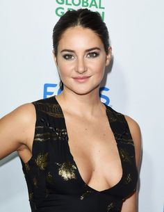 Shailene Woodley – Global Green Environmental Awards in Los Angeles Sep-2016