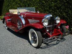 1929 Duesenberg ModelJ