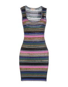 Emilio Pucci ミニワンピース・ドレス レディース   YOOXで世界のファッションをオンラインショッピング