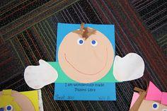 I am Wonderfully Made: Mrs. Karen's Preschool Ideas