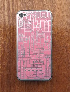 Pretty and PInk iphone case