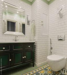 Трехкомнатная квартира в Одинцово, 75 м²