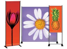 PrintWeekIndia's full colour printed banners come in an almost unlimited sizes which you configure on the site, along with other details such as eyelets, pole pockets and there is a section for your customer notes to aid us in delivering to your exact requirements. Our banner printing services provide a cost effective way to produce eye catching banners and signs, messages and advertising banners to increase your brand awareness and promote your products or services.