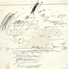 Cy Twombly, Five Poems to the Sea, 1959