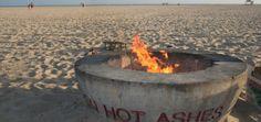 Best of OC: Summer Bonfires on the Beach Orange County Beaches, Orange County California, Hotel California, Southern California, Summer Bonfire, Summer Fun, California With Kids, Beach Town, Take Me Home