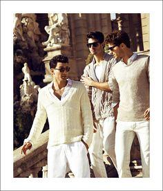 whites/cream fashion