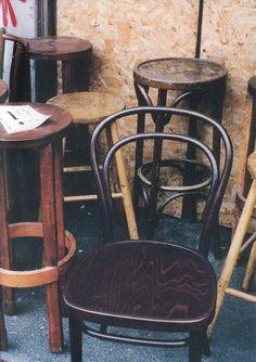 Michael Thonet, Chair No. 14 (1859)