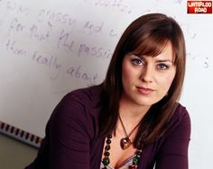 Jill Halfpenny (Kate), on The Eastenders - Arguably the best ongoing BBC drama ever!