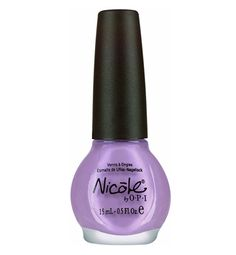 Nicole by OPI nail lacquer in Play Fair
