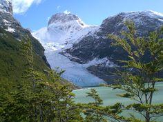Glaciar Serrano - sur de Chile