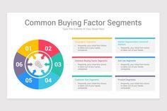 Contributing Factors PowerPoint Diagram Initial Fonts, Market Segmentation, Dashboards, Keynote Template, Color Themes, Factors, Initials, Diagram, Templates