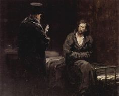 Refusal from the Confession  Ilya Repin
