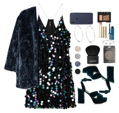 """""""3, 2, 1."""" by icxed ❤ liked on Polyvore featuring Gianvito Rossi, MANGO, Terre Mère, Givenchy, Topshop, Bling Jewelry, Stila, Clinique and NARS Cosmetics"""