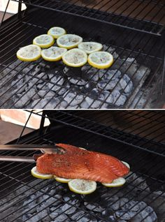 Grill Your Fish on a Bed of Lemons - 15 Little-Known Cooking Hacks That'll Make You a Pro | GleamItUp