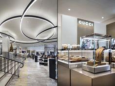 David Jones flagship store by Dalziel & Pow, Melbourne – Australia » Retail…