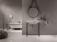 Handtuchhalter / Wandregal für Badezimmer BETTELUX SHAPE | Wandregal für Badezimmer by Bette