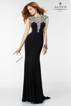 Alyce Prom 6539 Alyce Paris Prom Infusion Boutique - Pageant, Prom & Social Ocassion