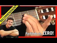 AULA INICIANTE violao nivel zero VIOLÃO TOCAR - YouTube