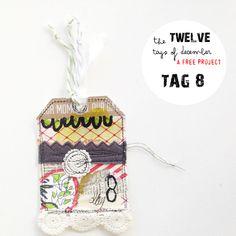 the 12 tags of December - tag eight — R A E M I S S I G M A N