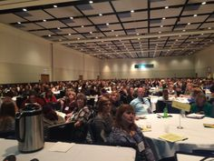 2016 Early Childhood Summit overflow crowds!