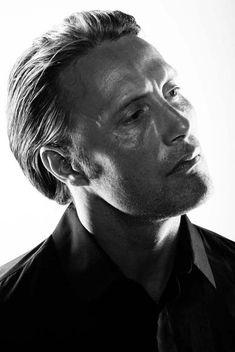 Mads Mikkelsen quote on Hannibal Lecter. Mads Mikkelsen, Beautiful Men, Beautiful People, Hello Gorgeous, Sir Anthony Hopkins, Yul Brynner, Hannibal Lecter, Hugh Dancy, Karl Urban