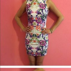 ASOS mini dress Worn once, got it from another posher ASOS Dresses Mini