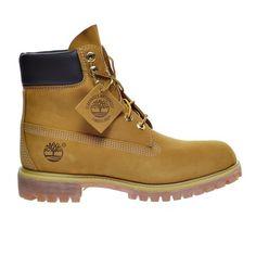 181c834335745 Timberland 6 Inch( Wide Width) Premium Men s Waterproof Boots Wheat  tb010061w
