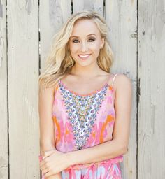 """Anastasia """"Nastia"""" Liukin was born in Moscow, Russia and raised in Parker, Texas, Nastia Liukin was named the 2008 Olympic.."""
