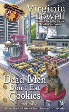 Dead Men Don't Eat Cookies (A Cookie Cutter Shop Mystery Book 6) by Virginia Lowell http://www.amazon.com/dp/B00Q5DLWAS/ref=cm_sw_r_pi_dp_ttlOwb1XW686S