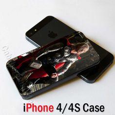 Thor Movie Chris Hemsworth iPhone 4 4S Case