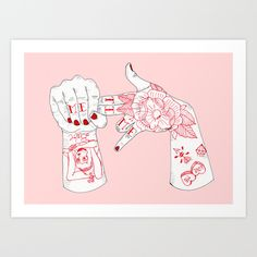 Buy Me Time Art Print by scoobtoobins. Worldwide shipping available at Society6.com. Just one of millions of high quality products available.