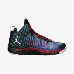 Jordan Super.Fly 2 Men's Basketball Shoe. Eye catching.