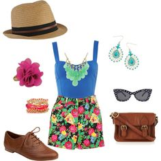 Summer Come Sooner!, created by jennifer-randall.polyvore.com