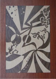 """Celtic 2"": wood flooring inlaid border design. Multiple ..."