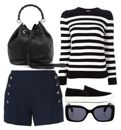 """""""Untitled #22"""" by ppoliveira-po on Polyvore featuring Yves Saint Laurent, Chloé and Chanel"""