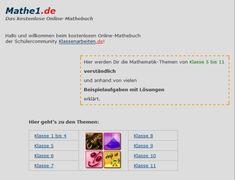 Kostenloses Online-Mathebuch - abcund123