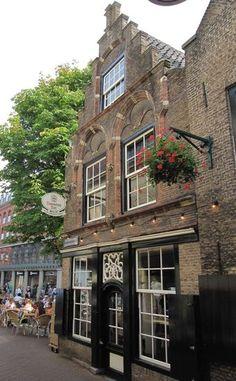 Dordrecht<br />Dordrecht - Blindeliedengasthuissteeg