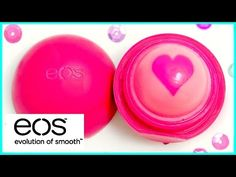Hey guys I heart this DIY so much Here there are some instructions for this DIY You will need your EOS container beeswax olive oil flavoring optiona Eos Diy Crafts, Lipbalm, Diy Lip Gloss, Eos Lip Balm, Cute Diy Projects, Easy Youtube, Diy Makeup, Diy Beauty, The Balm