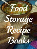 Food storage recipes binder cover prepared not scared blog food food storage recipes binder cover prepared not scared blog food prepping and storage for survival pinterest food storage recipes recipe binders and forumfinder Choice Image