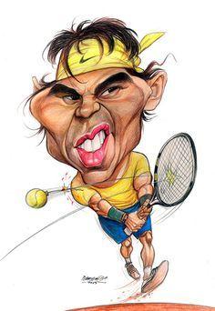 Rafael Nadal - Tennis