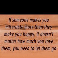 So true, it is just not worth it.