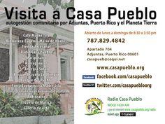 Visita a Casa Pueblos en Adjuntas