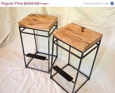 10% OFF entire store Industrial Rustic by MetalTreeFurniture