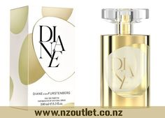 #Diane by Diane #Von_Furstenberg Diane #Perfume by Diane Von Furstenberg, Created to exemplify the power and magic of perfume, diane was presented by the design house of diane von furstenberg in 2011 . This mystical and magical fragrance represents the seductive and confident woman who approaches life with a relaxed and mysterious attitude. http://nzoutlet.co.nz/product/product_details/diane